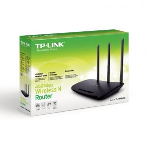 ROUTER INALAMBRICO N a 450MBPS (WR940N)
