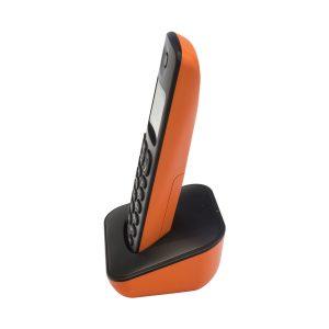 TELEFONO INALAMBRICO c/ PANTALLA NARANJO UNIDEN AT3100