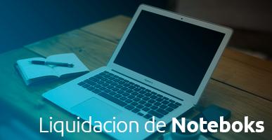 Liquidacion de notebooks